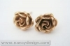 Gouden Oorstekers Rose