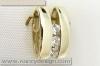 Gouden Hanger Miss 123